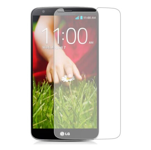 5 Pcs New Front Clear LCD Screen Display Protector Film Foil For LG G2 / D802 / D800