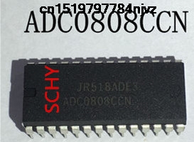 2 ADET ADC0808CCN ADC0808 DIP24